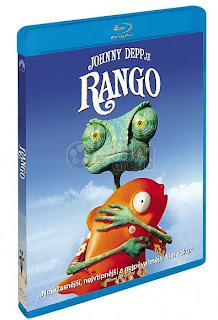 Blu-Ray Rango