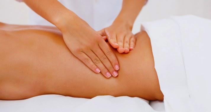 ¿Como dar un buen masaje en la zona lumbar?