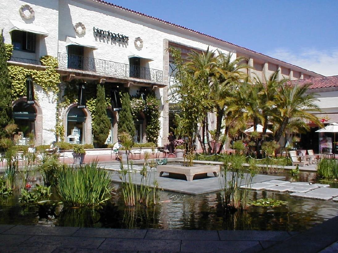 Fashion Island Mall Restaurants