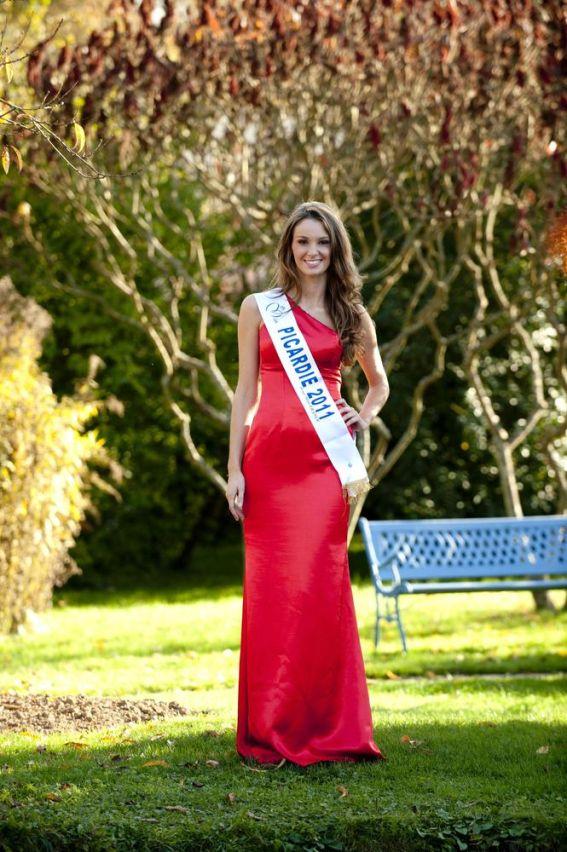 Miss Picardie-Anais Merle