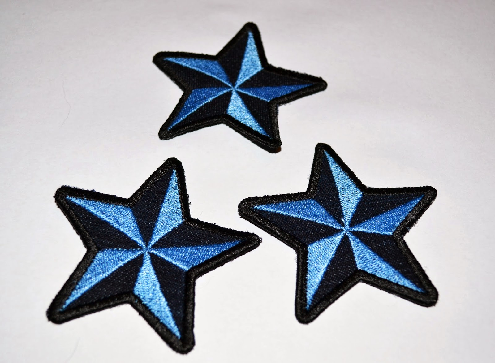 http://de.dawanda.com/product/60961887-Aufnaeher-Denim-Star-Stern-Nautical-Star