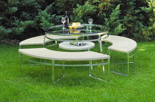 steel outdoor furniture steel patio tables designs layout