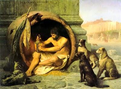 """""""Diogenes de Sínope"""""""
