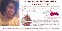 NURTURED NATURALLY BLOG