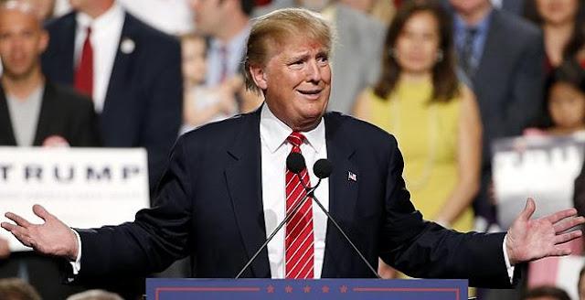 Perguntas mais prováveis de serem enviadas a Donald Trump