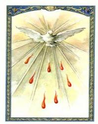 Przyjdź Duchu Święty, ja pragnę...