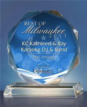 KC Kathleen & Ray Exclusive Prod DJ Karaoke Band