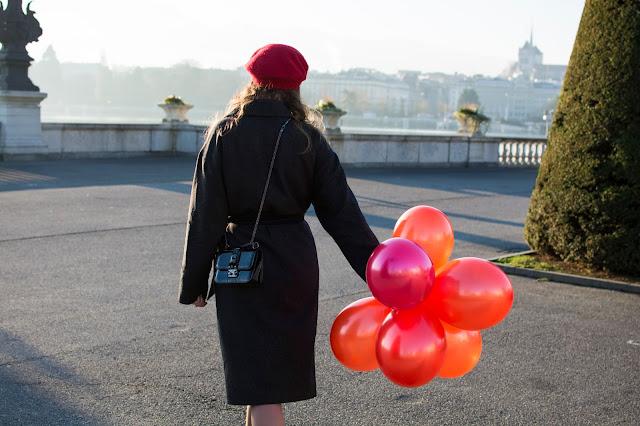 фотосессия в Женеве от блогера Ninelly