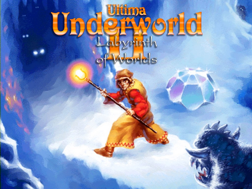 Ultima Underworld 1 + 2 Untuk Komputer Full Version Gratis Unduh