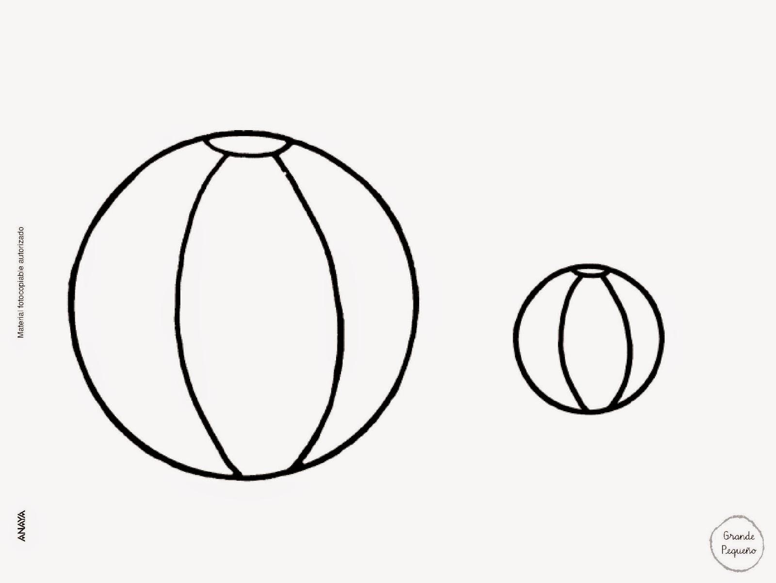 Aprendo en el blog: Tamaños (grande-pequeño) (alto-bajo ...