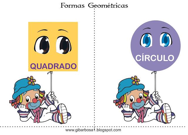Formas Geométricas Patati