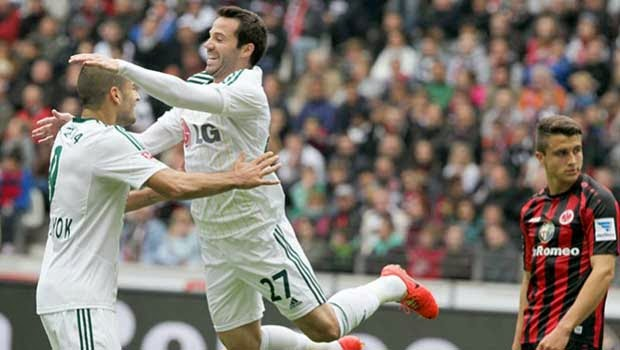 El Bayer Leverkusen a un paso de la Champions