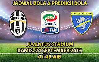 Juventus vs Frosinone