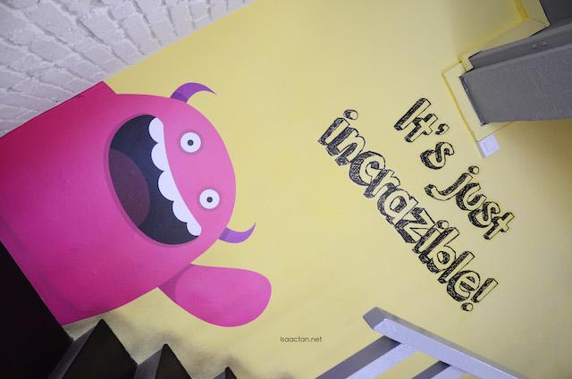 It's just INCRAZIBLE!