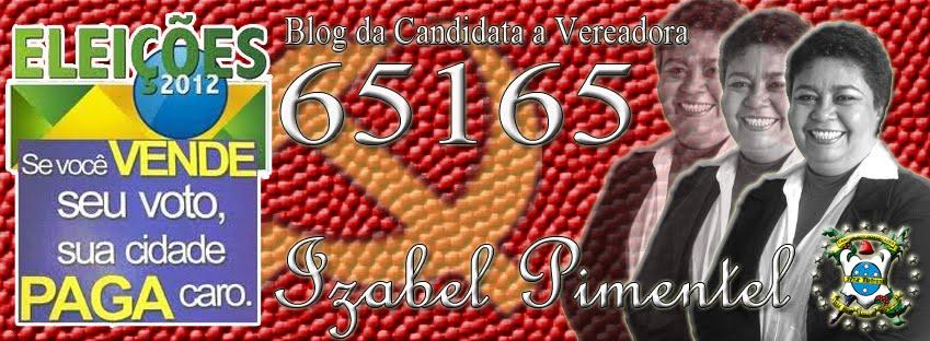 Izabel Pimentel 65165