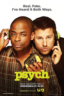Download - Psych S07E05 - HDTV + RMVB Legendado