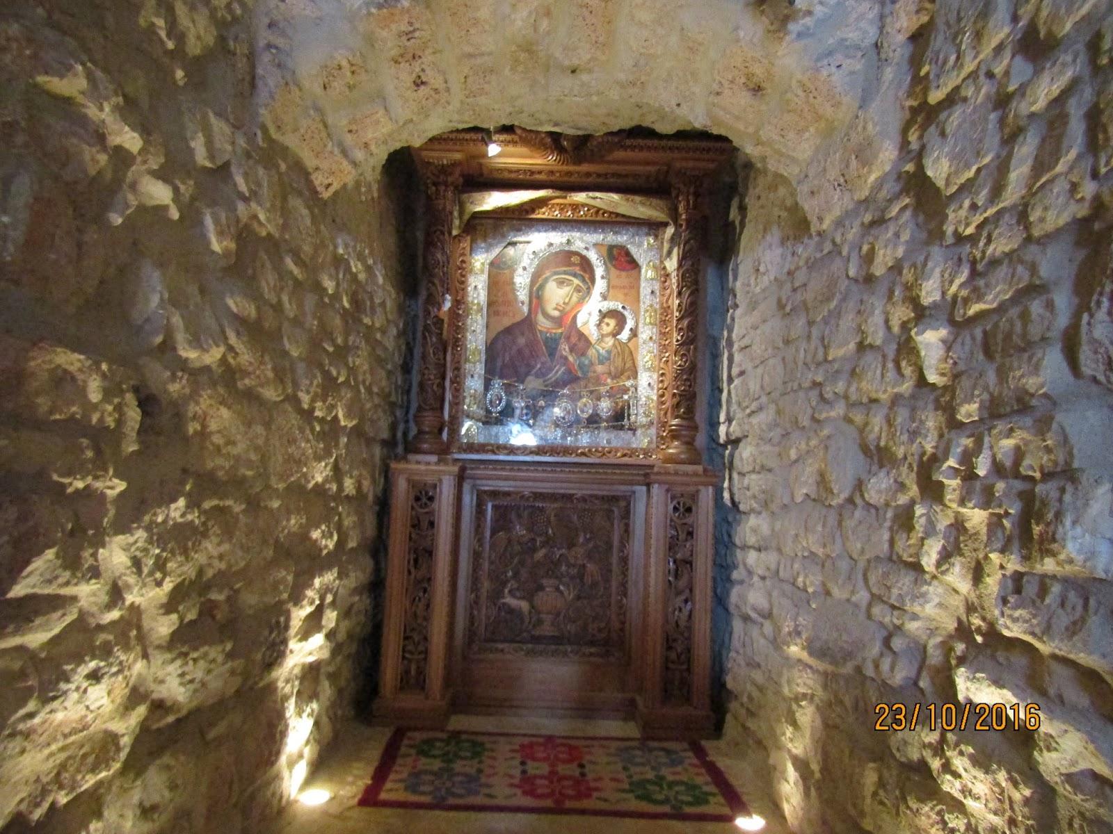Φωτογραφίες από την Ιερά μας Παράκληση στην Ιερά Μονή Μυρτιάς