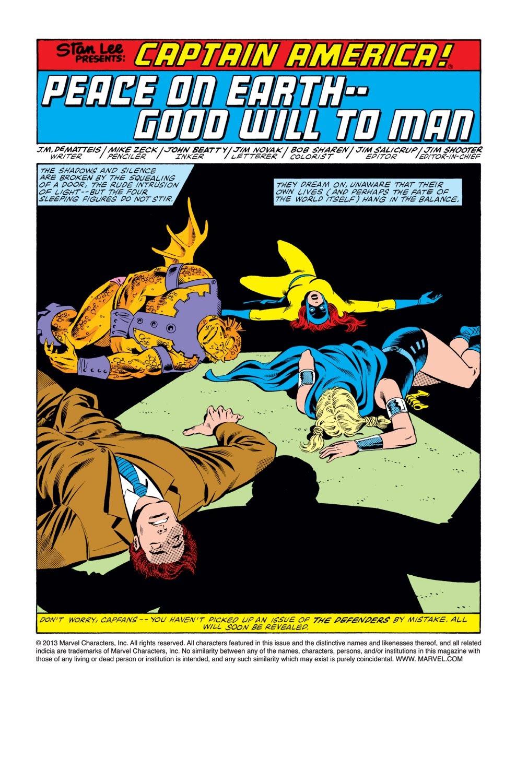 Captain America (1968) Issue #268 #183 - English 2