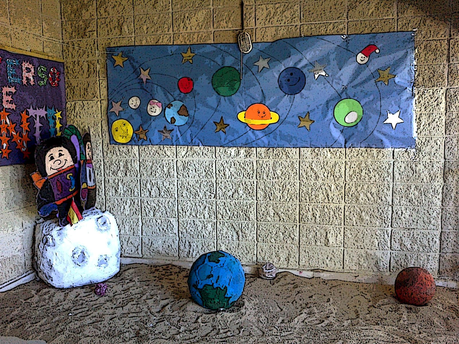 Ampa tierno galv n febrero 2012 for Decoracion el universo del hogar