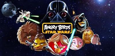 تحميل لعبة الطيور الغاضبة Angry Birds Star Wars للايفون و الايباد و الاندرويد