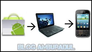 Trik Download File APK Google Play Lewat PC
