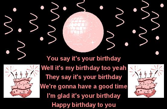 The Beatles – Birthday Lyrics | Genius Lyrics