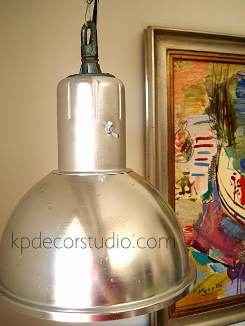 Kp decor studio comprar lamparas industriales de techo for Lamparas vintage baratas