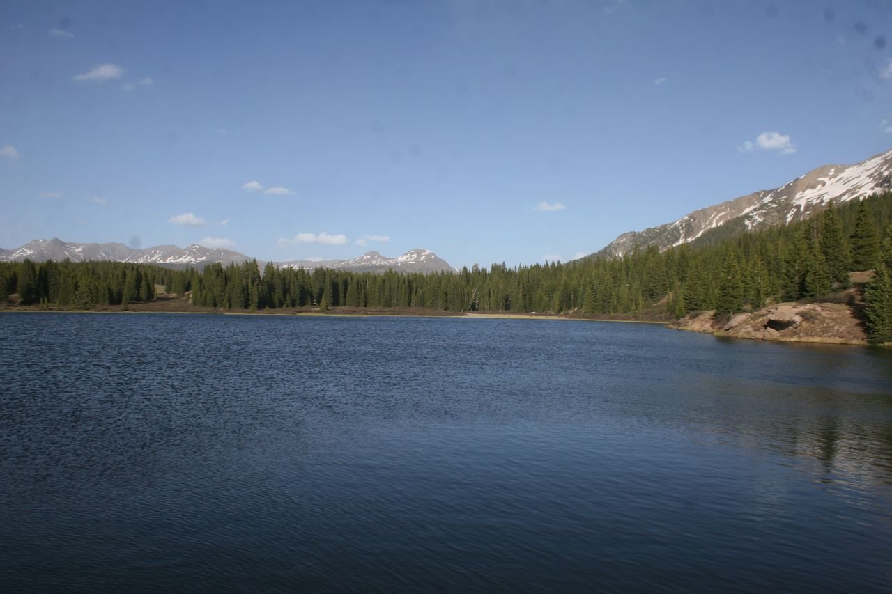 Durango southwest colorado fishing little molas andrews for Fishing lakes in colorado