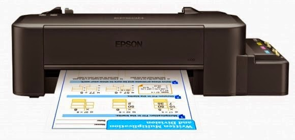 Cara Reset Printer Epson L120, L220, L310, L311, L361, L363, L561, L563, L810, L811 dengan Software