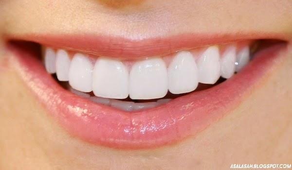 Cara Memutihkan Gigi Dengan Baking Soda Dan Garam Asalasah