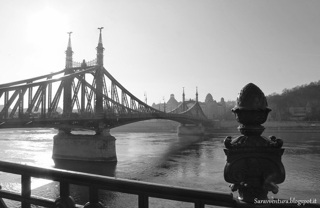 Ponte Elisabetta Budapest