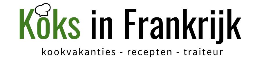Kookvakantie in Frankrijk | Recepten | Traiteur Koks in Frankrijk