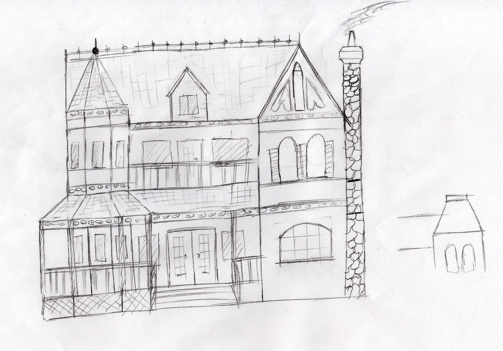 21 beautiful simple house sketch building plans online