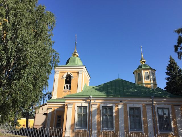 Pokrovan kirkko Lappeenrannassa