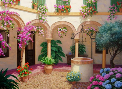 paisajes-con-flores-oleo