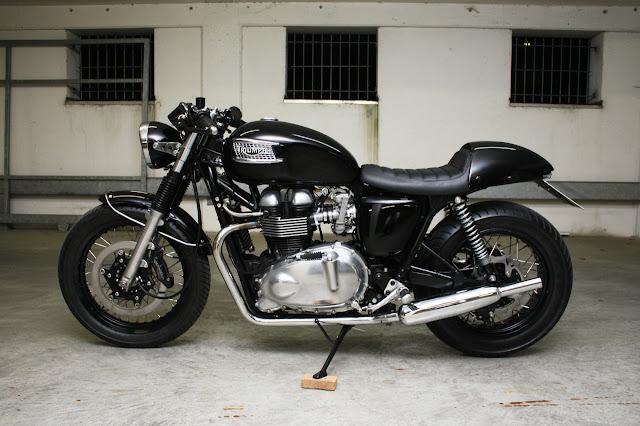 2012 Kawasaki W800 Cafe Style Archive