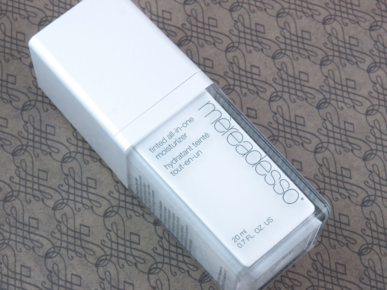 "Mereadesso Tinted All-In-One Moisturizer in ""Light"": Review and Swatches"