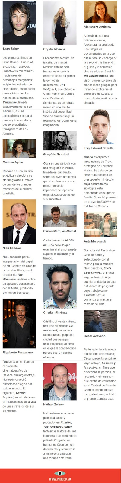 invitados-IndieBo-2015-presentarán-estrenos-películas-Latinoamérica