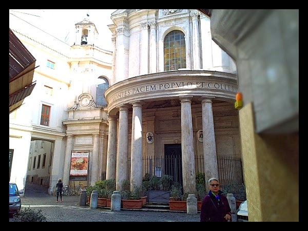 S. Maria della Pace w Rzymie