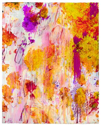 Art - Cy Twombly