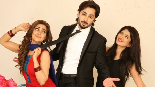 Ayeza Khan And Danish Taimoor Blessed With A Baby Girl ...