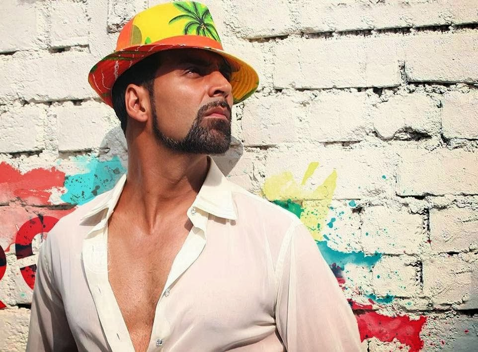 beautiful hat akshay