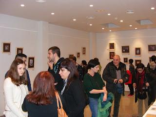 inauguració de l'exposició Lapides Locutus sum