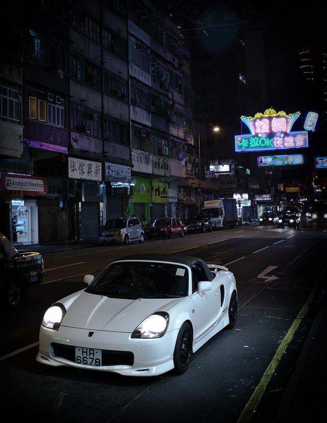 Toyota MR2 W30