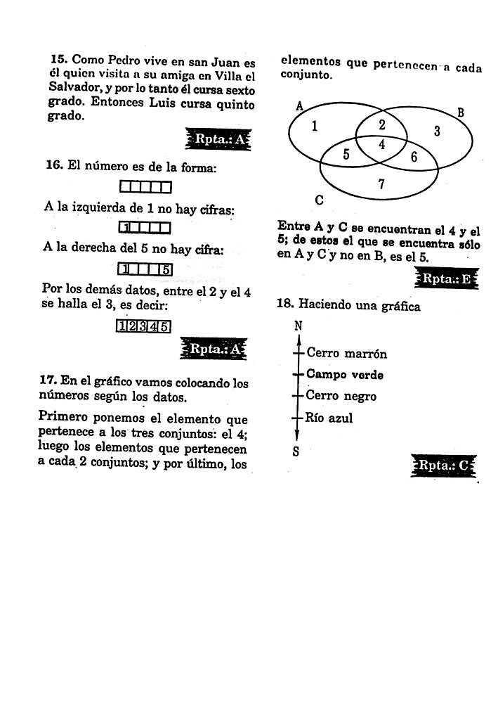 youtube clases de razonamiento matematico y psicotecnico razonamiento