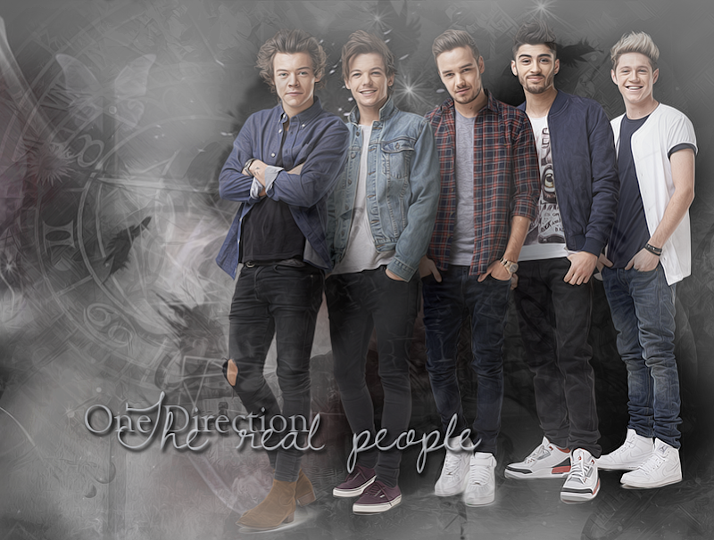 One Direction - The Real People