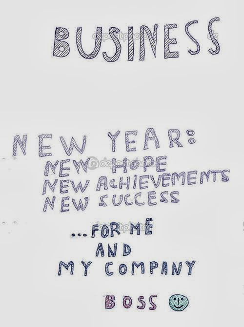 Best Happy New Year Message For Business 2015