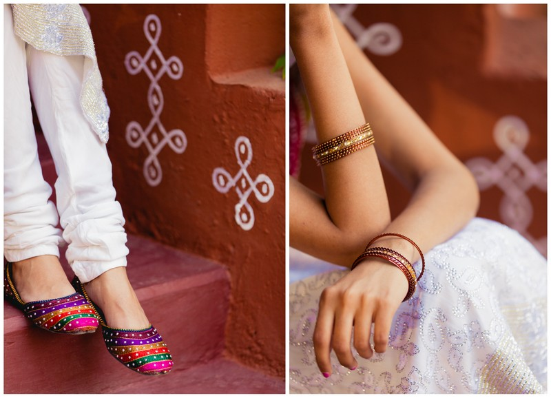 chandana munipalle blog, the girl at first avenue blog, indian traditional wear fashion blog, mojaris indian fashion blog