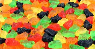 halloween gummies