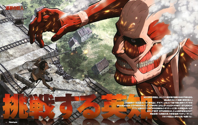 Shingeki no Kyojin Full Episode 1-25